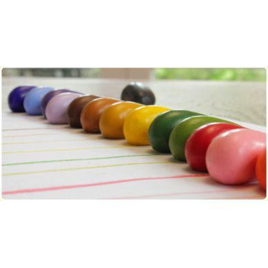Crayon Rocks - Kredki 12 Kolorów People Pebbles