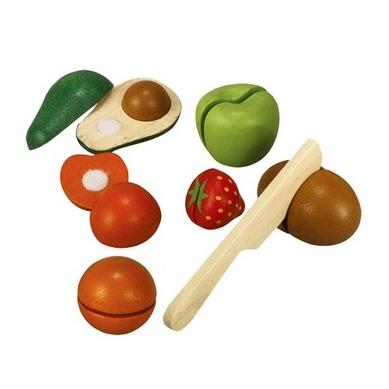 Plan Toys - Owoce do Krojenia