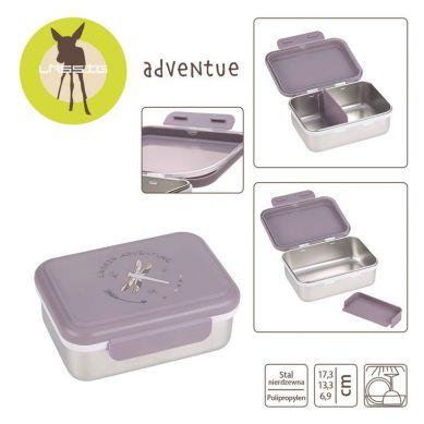 Lassig - Lunchbox ze Stali Nierdzewnej Adventure Ważka