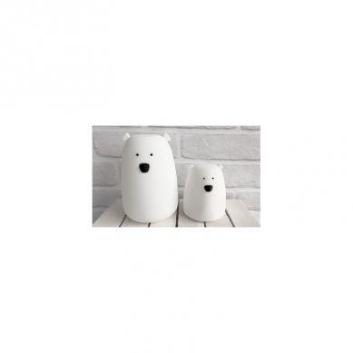 Rabbit&Friends - Lampka Miś Mały Biały