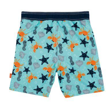 Lassig - SSpodenki do Pływania z Wkładką Chłonną Star Fish UV 50+ 12m+