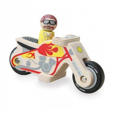 Indigo Jamm - Drewniany Motor Mickiego