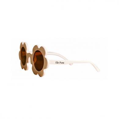 Elle Porte - Okulary Przeciwsłoneczne Bellis Vanilla 3-10 lat