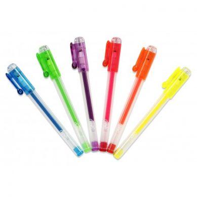 NPW ROW - Zestaw 6 Żelowych Długopisów
