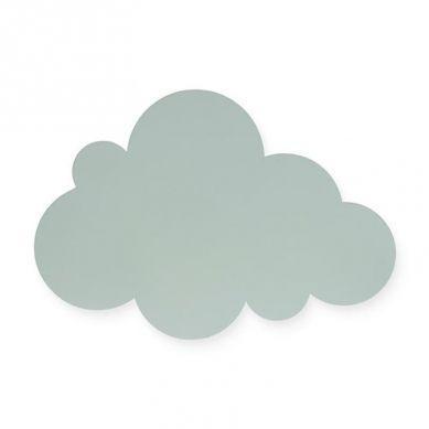 Jollein - Lampa Ścienna Chmurka Cloud Green Mint