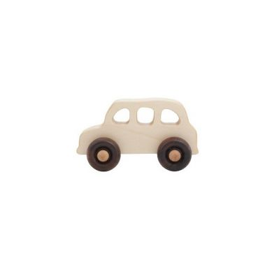 Wooden Story - Drewniany Samochodzik English Taxi