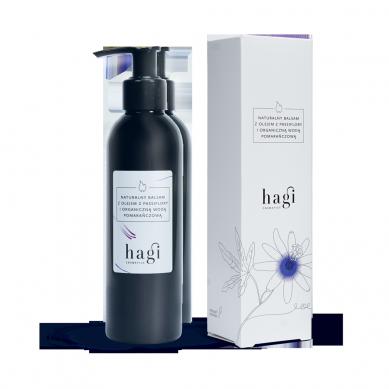 Hagi - Naturalny Balsam z Organiczną Wodą Pomarańczową i Olejem Z Passiflory