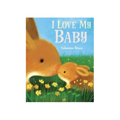 Wydawnictwo Boxer Books - I love my Baby