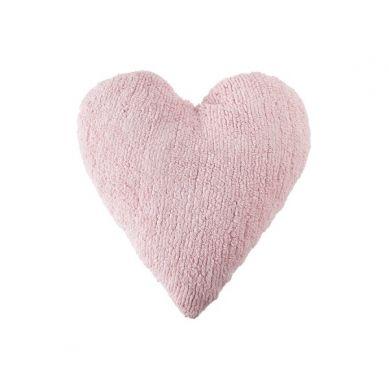 Lorena Canals - Poduszka do Prania w Pralce Heart Rosa