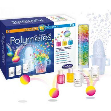 Sento Sphere - Eksperymenty dla Dzieci Sztuczny Śnieg i Polimery
