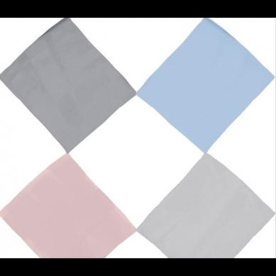 La Millou - Prześcieradło Good Night 70x140 cm La Millou Family Chessboard VOL. II