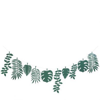 Meri Meri - Girlanda Liście Zielone