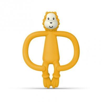 Matchstick Monkey - Gryzak Masujący ze Szczoteczką Animals Lion