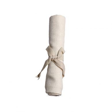 Filibabba - Pieluszka Muślinowa Nature White 65x65cm