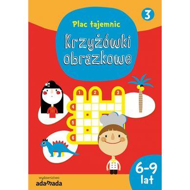 Wydawnictwo Adamada - Krzyżówki Obrazkowe 3