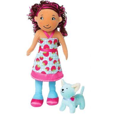 Manhattan Toy - Pluszowa Lalka Pachnąca Lilly & Parfait