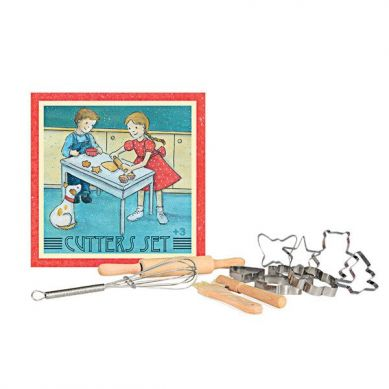 Egmont Toys - Zestaw do Pieczenia Ciasteczek Mały Cukiernik 3+