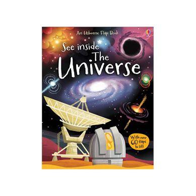 Wydawnictwo Usborne Publishing - See Inside The Universe
