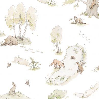 Dekornik - Tapeta Fairytale Forrest