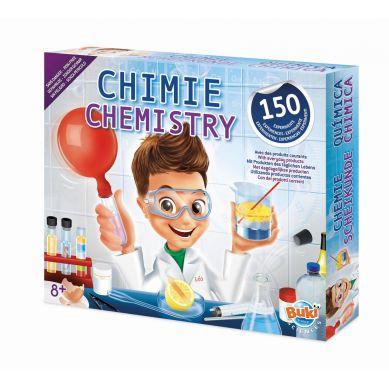 BUKI - Laboratorium chemiczne 150 eksperymentów 8+