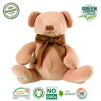 Maud'N'Lil - The Teddy Soft Organiczny Mięciutki Przyjaciel Cubby