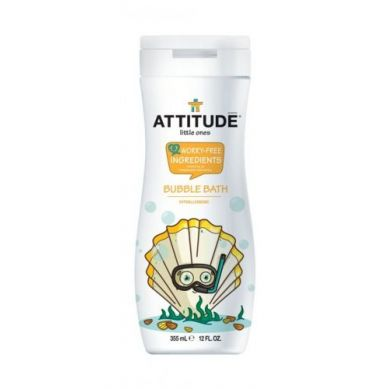 Attitude - Bąbelkowy Płyn do Kąpieli Musująca Zabawa 355 ml