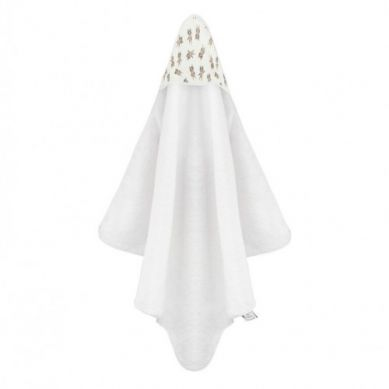Maki Mon Ami - Ręcznik Kąpielowy z Kapturkiem Miś Dawid