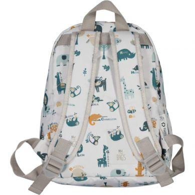 My Bag's - Plecak Dziecięcy Animals Blue