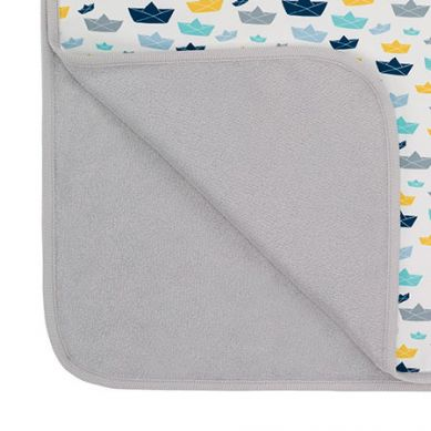 Lassig - Ręcznik Poncho 120x60 UV 50+ Paper Boat