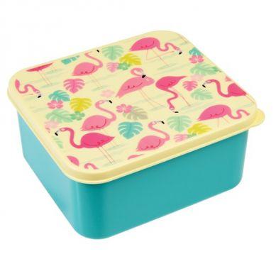 Rex - Lunchbox Flamingo