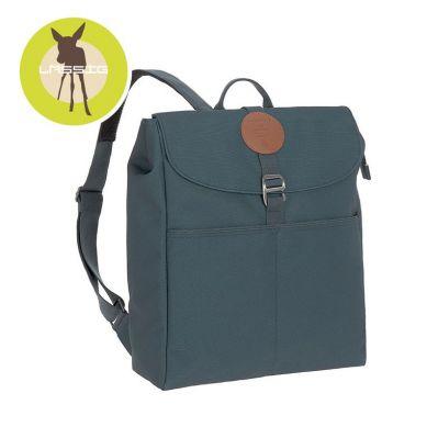 Lassig - Green Label Plecak dla Mam z Akcesoriami Adventure Backpack Petrol