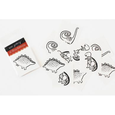 Wee Gallery - Tatuaże Dino