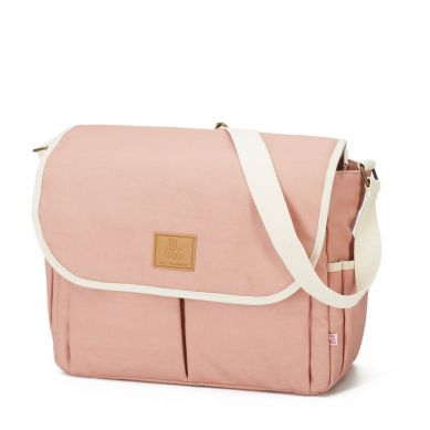 My Bag's - Torba do Wózka Flap Bag Happy Family Pink
