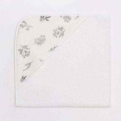 Bim Bla - Bambusowy Ręcznik Niemowlęcy Botanical 75x75cm