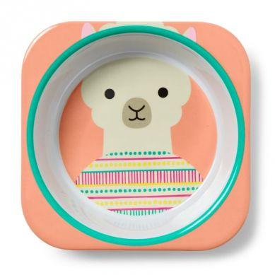 Skip Hop - Zestaw Talerz + Miseczka Zoo Lama