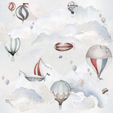 Dekornik - Tapeta Balloons Adventure