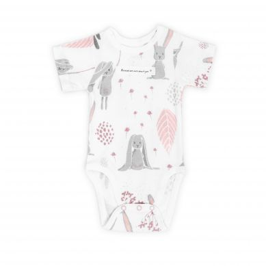 Color Stories - Body Shortsleeve Bunny 74cm