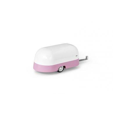 Candylab - Drewniana Przyczepa Pink Camper Trailer