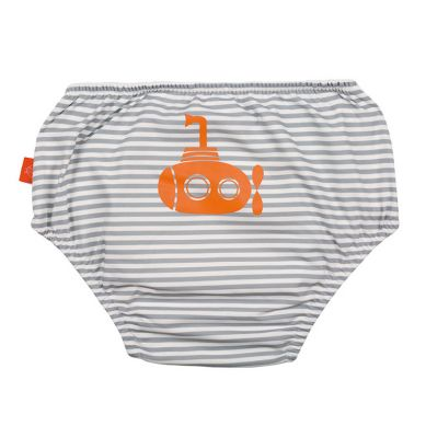 Lassig - Majteczki do Pływania z Wkładką Chłonną Submarine UV 50+ 12m+