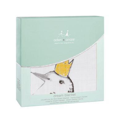 aden + anais -  Kołderka Muślinowa Birdsong Noble Nest