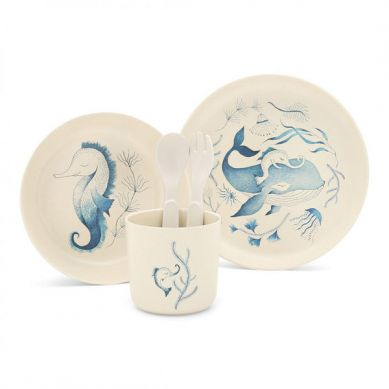 Lille Vilde - Bamboo Giftbox Under the Sea 5 szt.