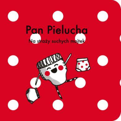 Wydawnictwo Tashka - Pan Pielucha