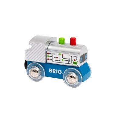 BRIO - Drewniana Lokomotywa Robot