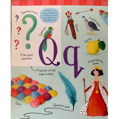 Wydawnictwo Usborne Publishing - Big book of ABC