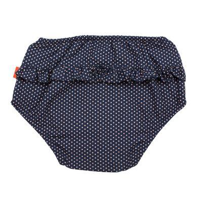 Lassig - Majteczki do Pływania z Wkładką Chłonną Plka Dots Navy UV 50+ 36m+
