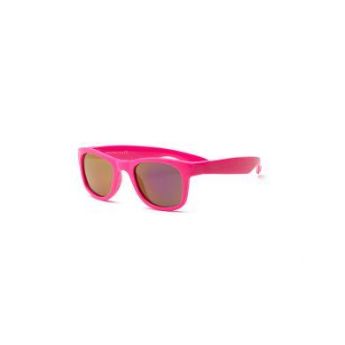Real Kids - Okularki dla Dzieci Surf Neon Pink 4+