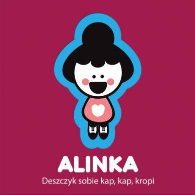 Wydawnictwo Tashka - Alinka. Deszczyk Sobie Kap, Kap, Kropi