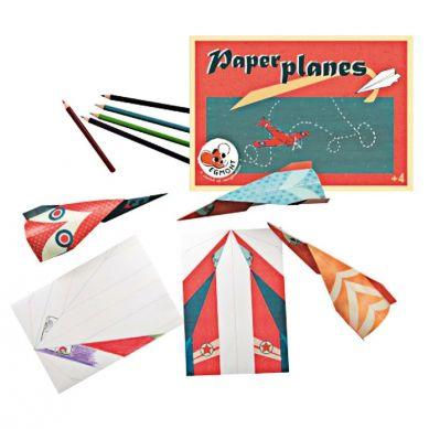 Egmont Toys - Origami dla dzieci Papierowe Samoloty