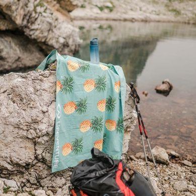 LittleLife - Ręcznik Szybkoschnący Soft Fibre Lifeventure 15x90 Mandala