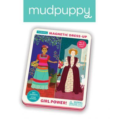 Mudpuppy - Magnetyczne Postacie Niezwykłe Kobiety